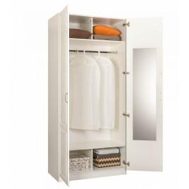 Шкаф для одежды комбинированный Ливерпуль 13.134