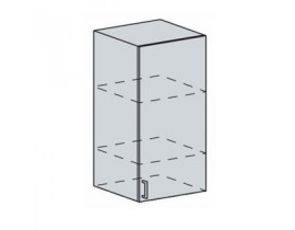 Квадро Лофт ШВВ-450 шкаф верхний высокий