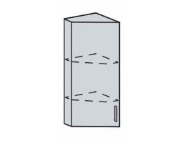 шкаф верхний торцевой высокий ШВВТ 300 МР