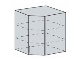 шкаф верхний угловой высокий ШВВУ 557 МР