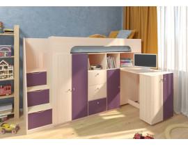 Кровать чердак Астра 11
