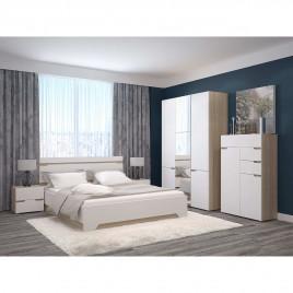 Набор спальня Анталия (кровать+тумбы)