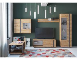 Модульная стенка в гостиную Арчи, композиция №2