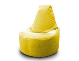 Кресло банан Жёлтая