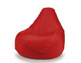 Кресло мешок груша красный, оранжевый, желтый