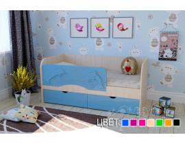 Кровать для детской комнаты Друзья 1,6 м