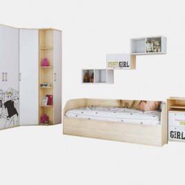 Детская модульная мебель Сенди