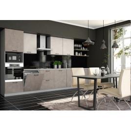 Модульная кухня Техно, композиция 8