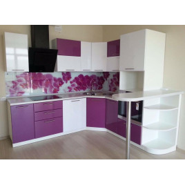 Модульная кухня Техно, композиция 4