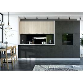 Модульная кухня Техно, композиция 2