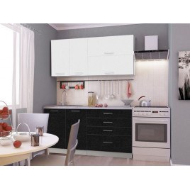 Модульная кухня Техно, композиция 5