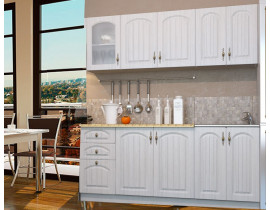 Модульная Кухня Монако, композиция 2