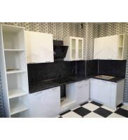 Кухня Ксюша белый глянец