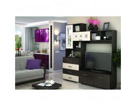 Модульная гостиная Яна центральная часть ТВ 751