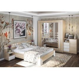 Модульный спальный гарнитур Софи