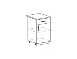 шкаф нижний с 1 ящиком 500 ШН1Я500