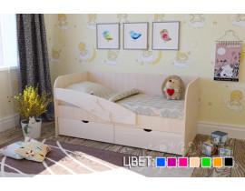 Детская кровать Дельфин-2 1,8 м