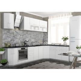 Модульная кухня Капля-Волна композиция №2