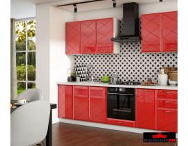 Модульная кухня Бостон композиция №2