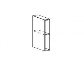 Модульная Кухня Ницца шкаф верхний ШВБ 150