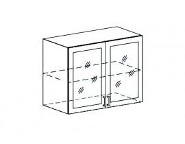 Модульная Кухня Ницца шкаф верхний ШВС 1000