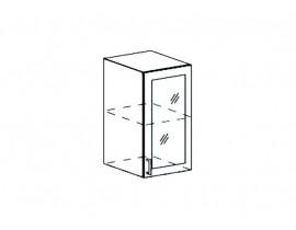 Модульная Кухня Ницца шкаф верхний ШВС 400