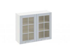 Шкаф верхний со стеклом В-72-90-2ДРс