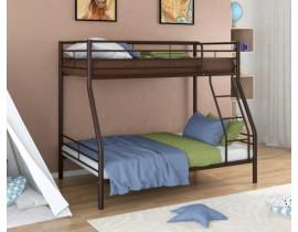 Двухъярусная кровать Гранада - 2 Коричневый