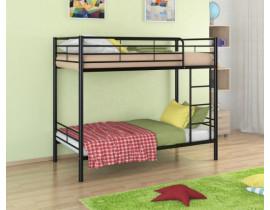 Двухъярусная кровать Севилья - 3 Черный