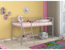 Кровать-чердак Севилья - Мини Серый
