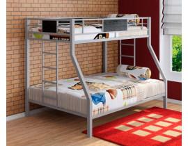 Двухъярусная кровать Гранада Серый