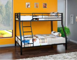Двухъярусная кровать Гранада - 1 Черный