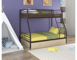 Двухъярусная кровать Гранада - 2 Я Коричневый