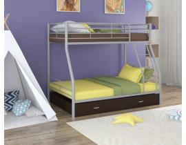 Двухъярусная кровать Гранада - 2 Я Серый