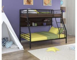 Двухъярусная кровать Гранада - 2 П Черный