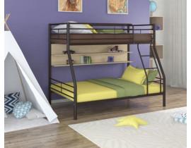 Двухъярусная кровать Гранада - 2 П Коричневый