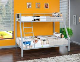 Двухъярусная кровать Гранада - 1 Серый