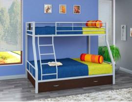 Двухъярусная кровать Гранада - 1 Я Серый