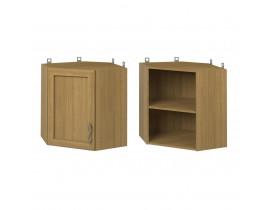 Шкаф навесной угловой (600) СОФИЯ