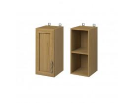 Шкаф настенный 1 дверный (300) (Л/Пр) СОФИЯ