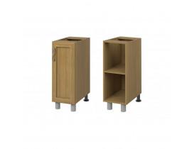 Стол кухонный 1 дверный (300) (Л/Пр) (б/ст) СОФИЯ