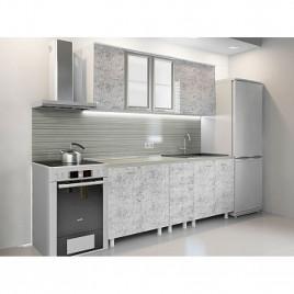 Мебель для кухни Наталья Люкс 1800 мм (терра)