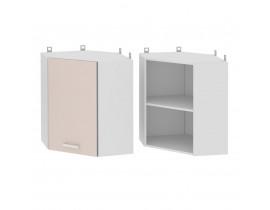 Шкаф настенный 1 дверный угловой (600) ГЛОРИЯ