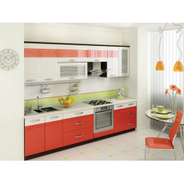 Кухня Оранж 9 Davita мебель от фабрики Витра