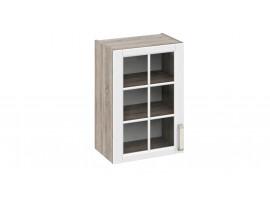 Шкаф верхний со стеклом В-72-50-1ДРс