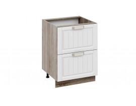 Шкаф нижний с 2-мя ящиками Н2я-72-60-2Я