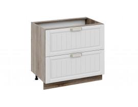 Шкаф нижний с 2-мя ящиками Н2я(Т)-72-90-2Я
