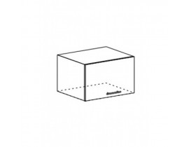 Шкаф горизонтальный ШВГ 600 Капля-Волна