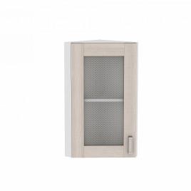 Шкаф верхний торцевой остекленный 720 Лофт Виват