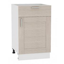 Шкаф нижний с 1-ой дверцей и ящиком 500 Лофт Виват